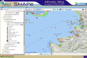 Apri l'Atlante del Bacino Adriatico